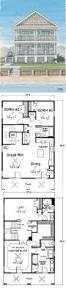 Coastal House Floor Plans by 70 Best House Plan Ideas Images On Pinterest Beach House Plans