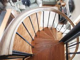 How Much Do Banisters Cost 10 Most Asked Spiral Stair Questions Salter Spiral Stair