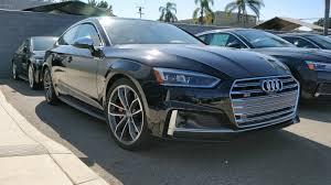 audi dealership inside east west brothers garage test drive 2018 audi s5 sportback prestige