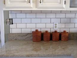 White Subway Tile Kitchen Backsplash by Inspiring Off White Subway Tile Kitchen Backsplash Pictures