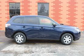 mitsubishi blue mitsubishi outlander in washington for sale used cars on
