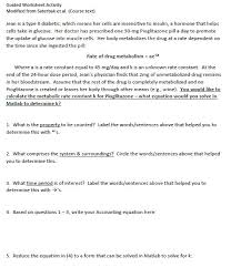 active learning activity for in class problem solving