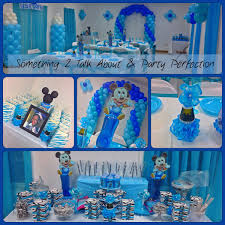 baby mickey baby shower its a boy baby mickey baby shower decor party decor by party