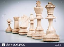 set chess pieces white stock photo royalty free image 50270694