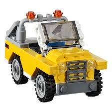 jeep lego lego creator vacation getaway 3 in 1 camper summer home and