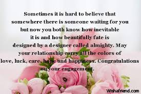 Wishes For Engagement Cards Engagement Wishes Page 4