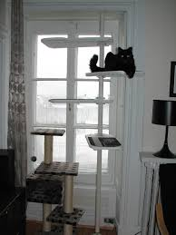 black and white stolmen cat tree ikea hackers ikea hackers