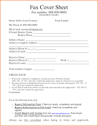 7 fax cover letter for job application