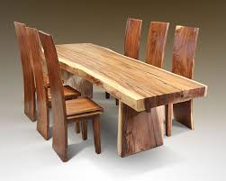 Custom Built Dining Room Tables by Dining Tables Rustic Wood Dining Room Set Custom Made Kitchen