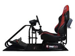 siege g27 gt omega racing simulateur cockpit pour logitech g25 g27 jeu