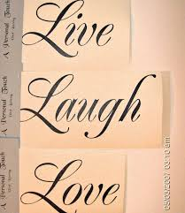 live laugh love home decor diy live laugh love wall decal vinyl lettering wall word