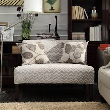 Armless Sofa Sleeper Furniture Comfortable Modern Sofa Design With Cozy Armless Settee