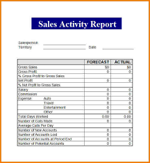 daily activity report template 29 images of salesman daily activity report template linkcabin