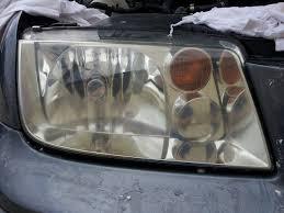 When To Use Parking Lights Vwvortex Com Diy Headlight Restore Quick U0026 Free Cloudy
