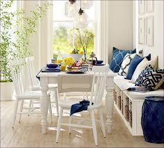dining room navy blue and white dining chairs blue and white