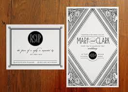 deco wedding invitations printable deco invitation suite wedding invitation sets