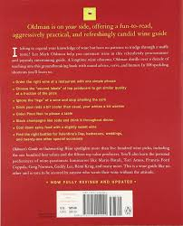 oldman u0027s guide to outsmarting wine 108 ingenious shortcuts to