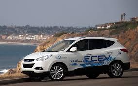 hyundai jeep 2013 hyundai tucson fuel cell debuts at 2013 l a auto show motor