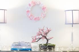 cherry blossom spring decor rehana du jour