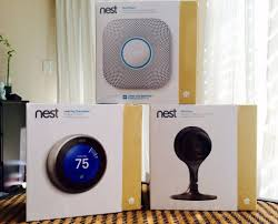 making our new home a smart home with nest