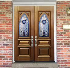 32x80 Exterior Door Dbyd 7016 This Pair Of 32 X 80 Mahogany Doors Feature A