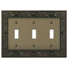 english garden switch plates wall plates the home depot