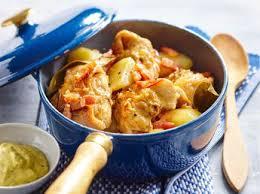 cuisiner rable de lapin râble de lapin aux figues recettes femme actuelle