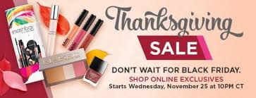 ulta thanksgiving sale starts tonight at 10pm ct shop early