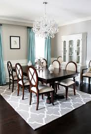 Dining Room With Carpet Practical Solutions For Carpet In The Dining Room