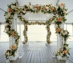 wedding arch garland 14 best wedding garland images on marriage floral
