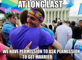 Gay Marriage Meme - what the libertarians think supreme court gay marriage ruling