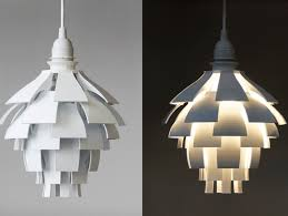 Artichoke Chandelier Artichoke Lamp Shade By Gcreate Thingiverse