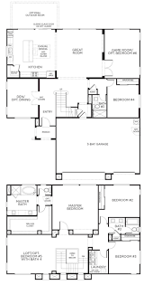 two story house plans pdf bedroom house designs double interior