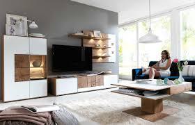 Wohnzimmer Ideen Eiche Xxl Wohnwand