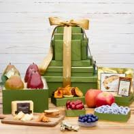 gift towers and gourmet gift boxes the fruit company