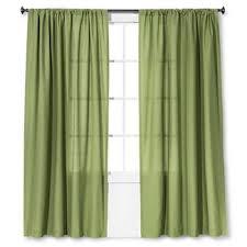 Green Valance Dark Green Valance Curtains Target