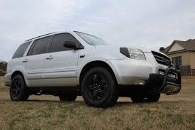 off road honda pilot off road honda pilot feedback