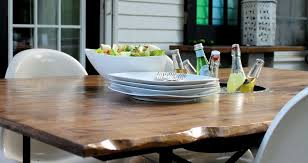 Raw Edge Table by Diy Live Edge Wood Projects For Your Home