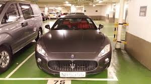 matte black maserati rich the kid total frat move the supercars of goldman sachs 2016 edition