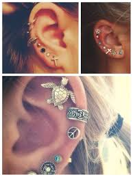 helix earing jewels helix piercing helix piercing earrings turtle