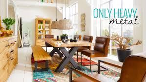 Esszimmertisch Voglauer Möbel In Eiche Altholz Sorgen Für Außergewöhnliches Wohnflair