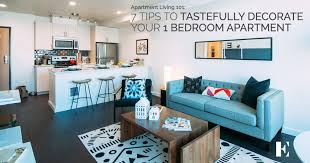 seattle 1 bedroom apartments apartment living 101 7 tips to tastefully decorate your 1 bedroom