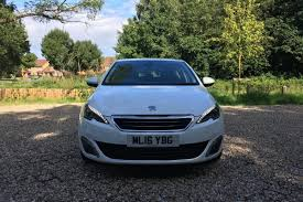 peugeot pay monthly cars 2016 peugeot 308 used car 12999 charters peugeot