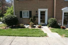 small front yard landscaping townhouse ideas for of house