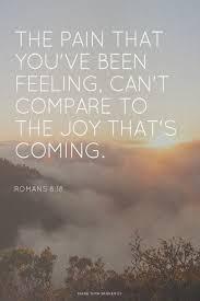 pain u0027ve feeling u0027t compare joy u0027s