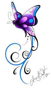 christines butterfly tattoo by kuragarikurasu on deviantart