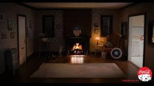 captain america u0027s brooklyn apartment fireside video in 4k youtube