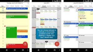 best for android 15 best calendar apps for android february 2018