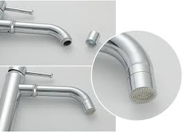 Water Conservation Faucets Waternymph Hibbent Dual Function 2 Flow Faucet Aerator Low Flow
