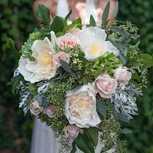 Bouquet Diy Diy Bridal Bouquet With Fresh And Crepe Paper Flowers